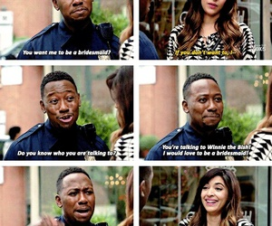 new girl, cece, and quotes image