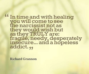 personality, narcissist, and abusive image