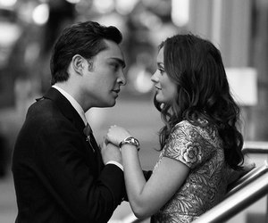 gossip girl, love, and chuck bass image