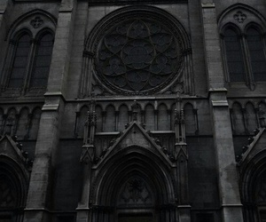 dark and gothic image