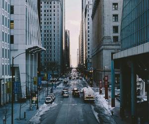 city, travel, and grunge image