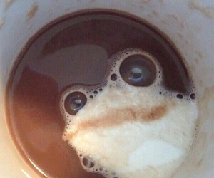 frog, coffee, and funny image