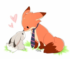 cute, cartoon, and nick image