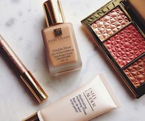 makeup, beauty, and estee lauder image