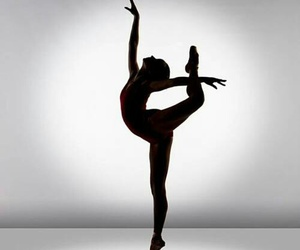 ballet, love, and black image