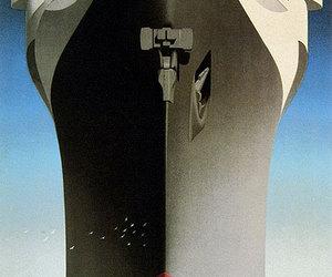 art, ship, and art deco image