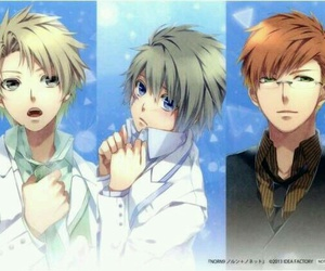 art, otome game, and norn9 image