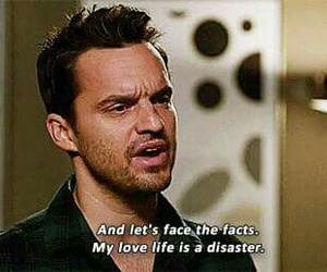 life, nick miller, and quotes image
