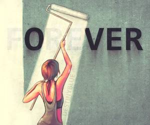 forever and over image