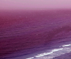 purple, water, and ocean image