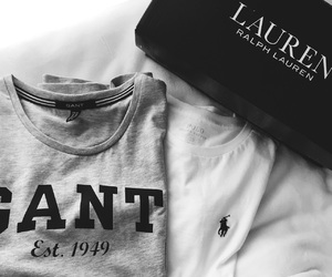lauren, shopping, and gant image