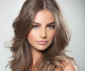 beautiful, colour, and hair image