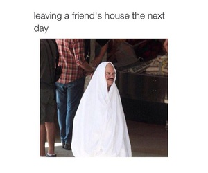 funny, best friend, and sleepover image