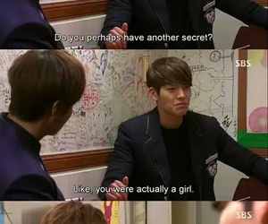 the heirs, lee min ho, and funny image