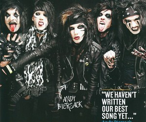 Hot, andy sixx, and black veil brides image