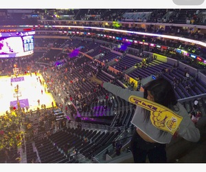 california, lakers, and los angeles image