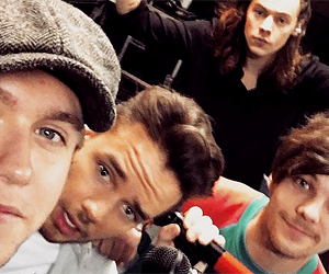 faces, selfie, and liam payne image