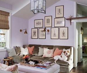 home decor, pastels, and pastel pillows image