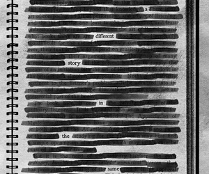 book, story, and black image