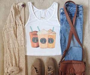 fashion, clothes, and girls image