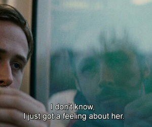 love, quote, and ryan gosling image