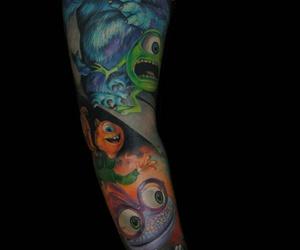 tattoo and artist image