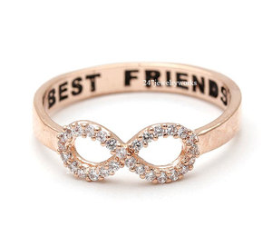 best friends, etsy, and jewelry image