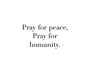 humanity, life, and peace image