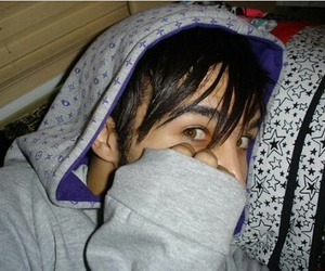 emo, pete wentz, and fall out boy image