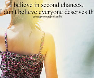 believe, girl, and quote image