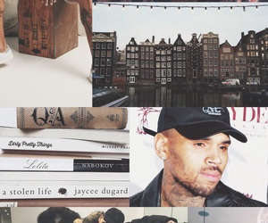 aesthetic, babe, and chris breezy image