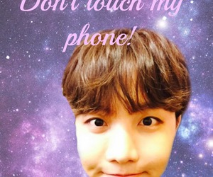 bts, don't touch my phone, and bangtan boys image