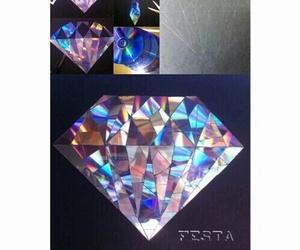 diy, diamond, and tutorial image