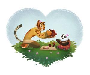 dreamworks, kung fu panda, and kung fu panda 3 image
