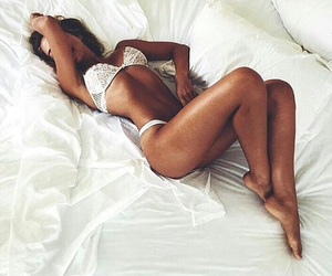 bed and lingerie image