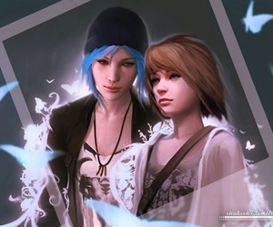 lis, chloe price, and life is strange image