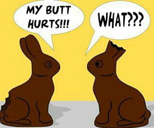 easter, food, and funny image