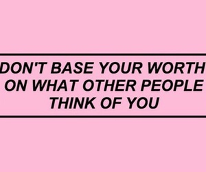 pink, quotes, and people image