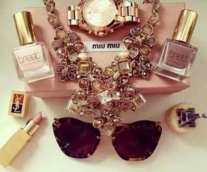 diamonds, moda, and oro image