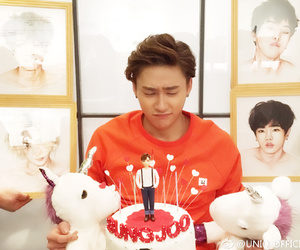 bday, sungjoo, and kpop image