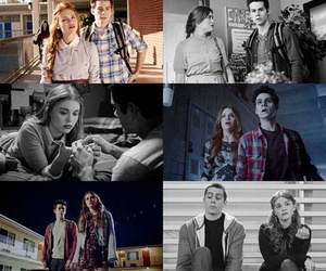 teen wolf, dylan obrien, and lydia martin image