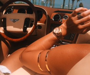 car, goals, and luxury image