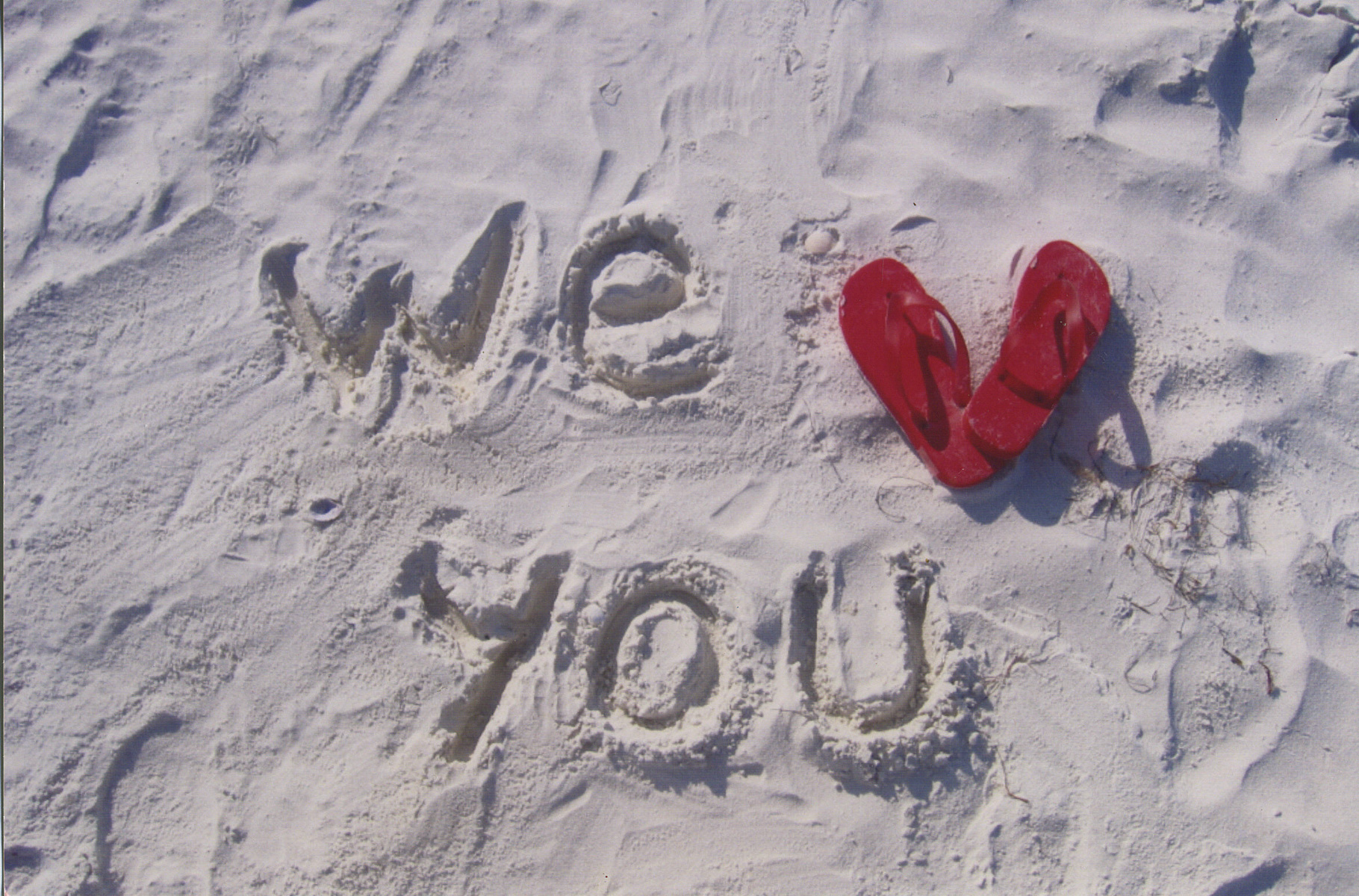 we are love you