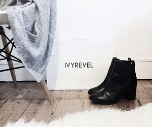 shoes, ivyrevel, and clothes image