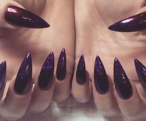 alternative, claws, and dark image