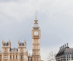 Big Ben, cities, and fashion image