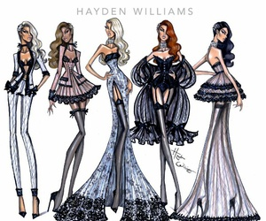hayden williams, fashion, and illustration image