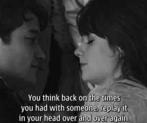 500 Days of Summer, black and white, and movie image