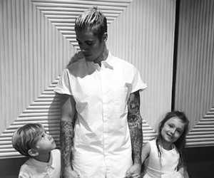 bieber, jazzy, and justin image