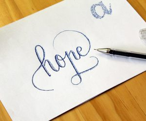 beauty, draw, and hope image